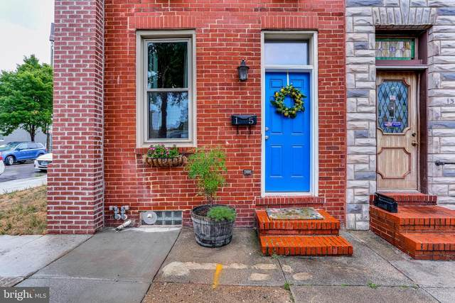 15 E Fort Avenue, BALTIMORE, MD 21230 (#MDBA519360) :: SURE Sales Group