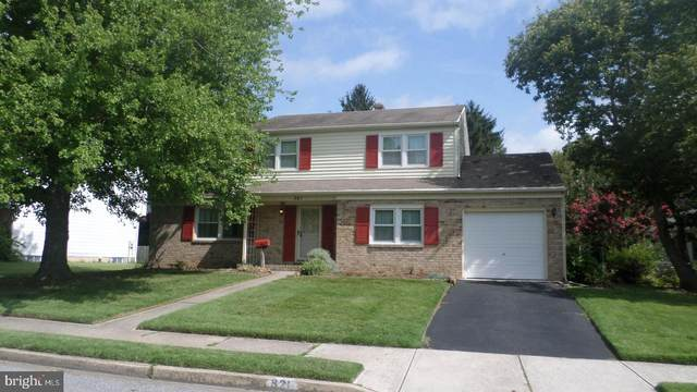 821 Woodcrest Drive, DOVER, DE 19904 (#DEKT240820) :: Mortensen Team