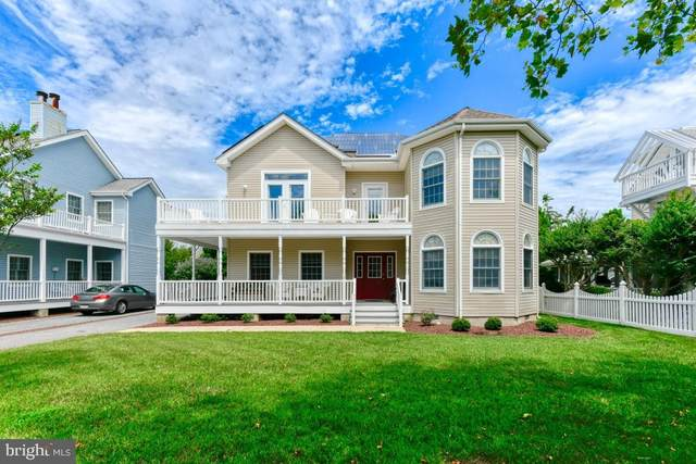 17 Olive Avenue, REHOBOTH BEACH, DE 19971 (#DESU166118) :: Barrows and Associates