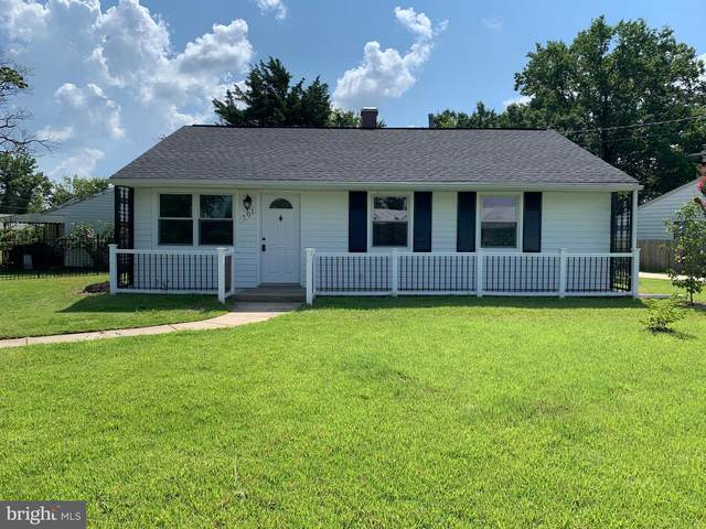 701 Shelby Drive, OXON HILL, MD 20745 (#MDPG576608) :: Lucido Agency of Keller Williams