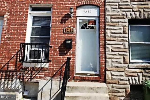 1232 W Pratt Street, BALTIMORE, MD 21223 (#MDBA519368) :: Century 21 Dale Realty Co