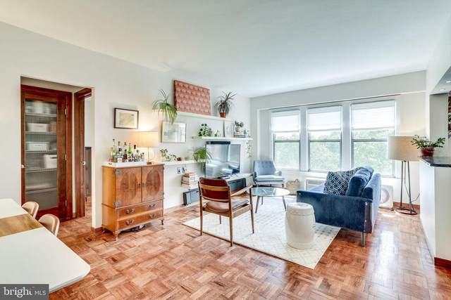 2500 Q Street NW #420, WASHINGTON, DC 20007 (#DCDC480676) :: Crossman & Co. Real Estate