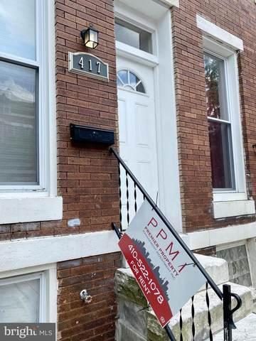 417 E Lorraine Avenue, BALTIMORE, MD 21218 (#MDBA519384) :: Ultimate Selling Team