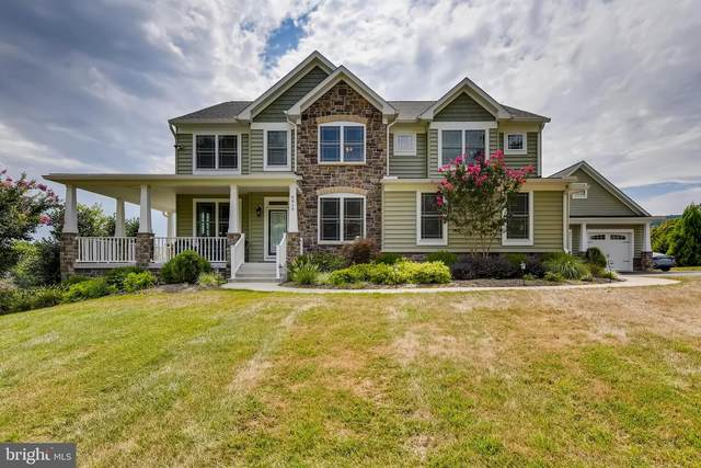8810 Yellow Springs Road, FREDERICK, MD 21702 (#MDFR268526) :: The Gus Anthony Team