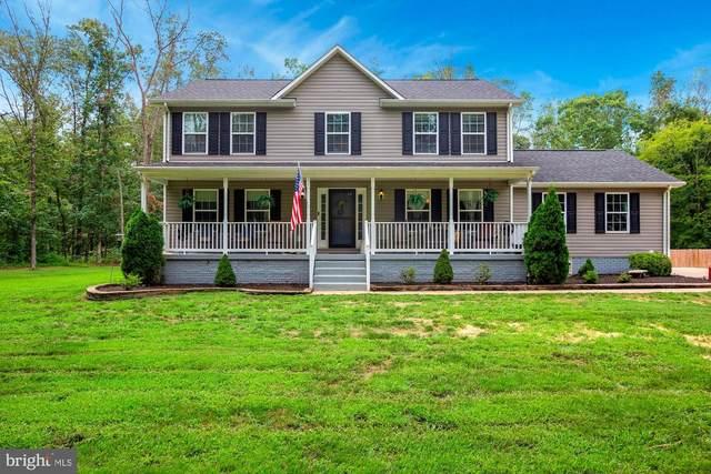 6807 Oak Shade Road, BEALETON, VA 22712 (#VAFQ166670) :: Jacobs & Co. Real Estate