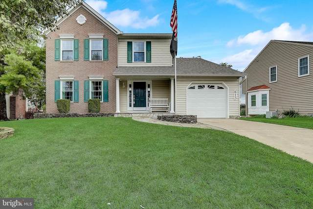 613 Hunting Ridge Drive, FREDERICK, MD 21703 (#MDFR268538) :: The Gus Anthony Team