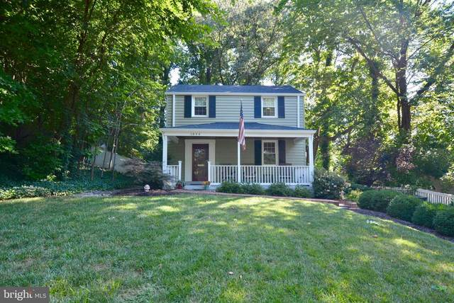 1844 Patton Terrace, MCLEAN, VA 22101 (#VAFX1146248) :: The Licata Group/Keller Williams Realty