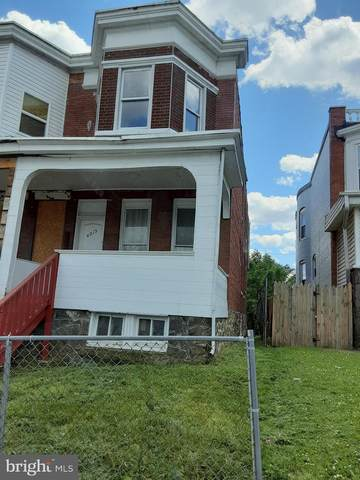 4015 Edmondson Avenue, BALTIMORE, MD 21229 (#MDBA519408) :: AJ Team Realty