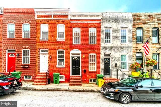 107 E Ostend Street E, BALTIMORE, MD 21230 (#MDBA519410) :: Crossman & Co. Real Estate