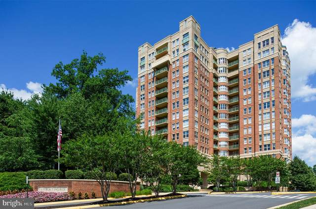 11776 Stratford House Place #802, RESTON, VA 20190 (#VAFX1146264) :: The Vashist Group