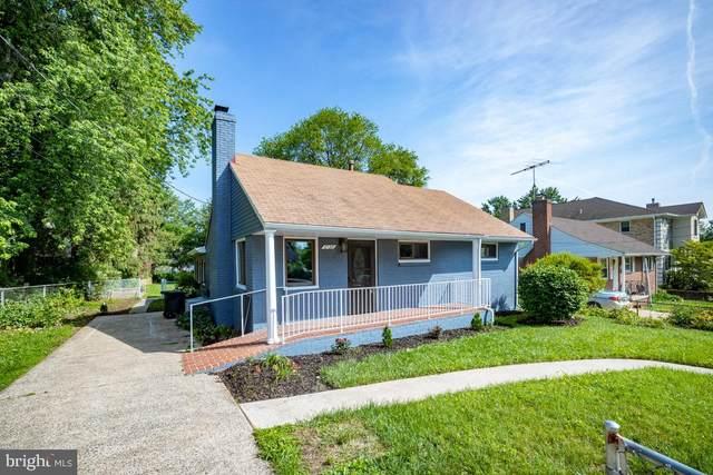 2130 Patrick Henry Drive, ARLINGTON, VA 22205 (#VAAR167294) :: City Smart Living