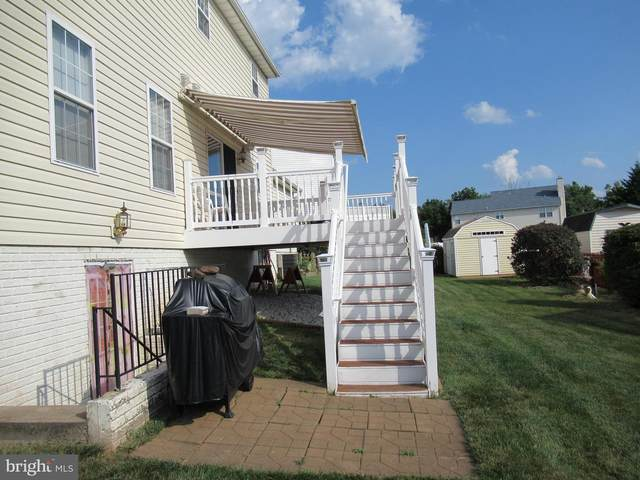 17 Kwanzan Street, TANEYTOWN, MD 21787 (#MDCR198646) :: ExecuHome Realty