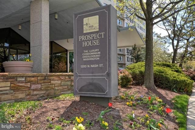 1200 N Nash Street #246, ARLINGTON, VA 22209 (#VAAR167302) :: The Putnam Group