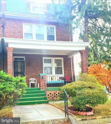 718 Nicholson Street NW, WASHINGTON, DC 20011 (#DCDC480752) :: John Lesniewski | RE/MAX United Real Estate