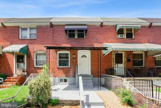 3728 10TH Street, BALTIMORE, MD 21225 (#MDBA519438) :: Corner House Realty