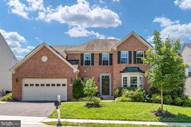 5814 Claremont Drive, ELKRIDGE, MD 21075 (#MDHW283408) :: Premier Property Group