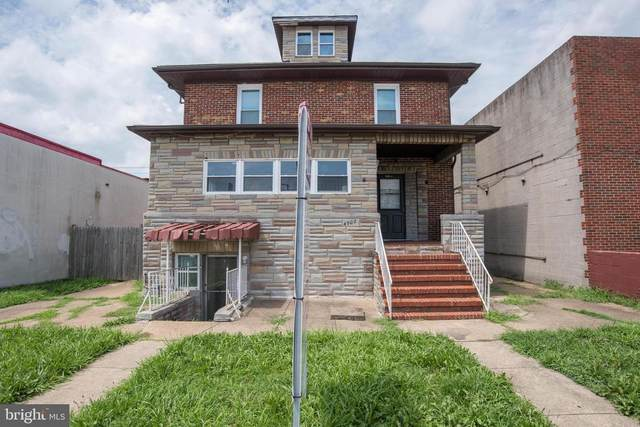 4902 Ritchie Highway, BALTIMORE, MD 21225 (#MDAA442520) :: The Miller Team