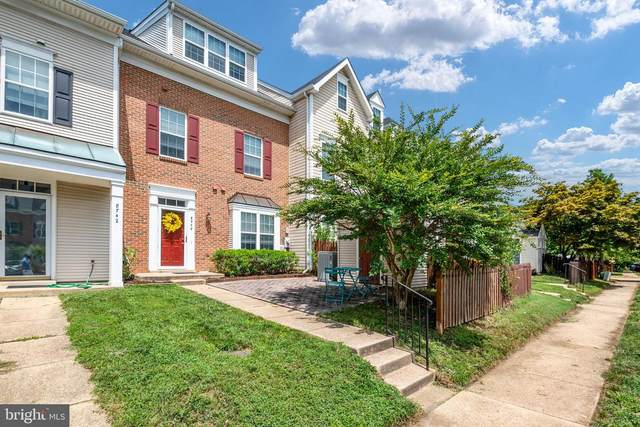 8740 Bright Meadow Court, ODENTON, MD 21113 (#MDAA442530) :: The Gus Anthony Team