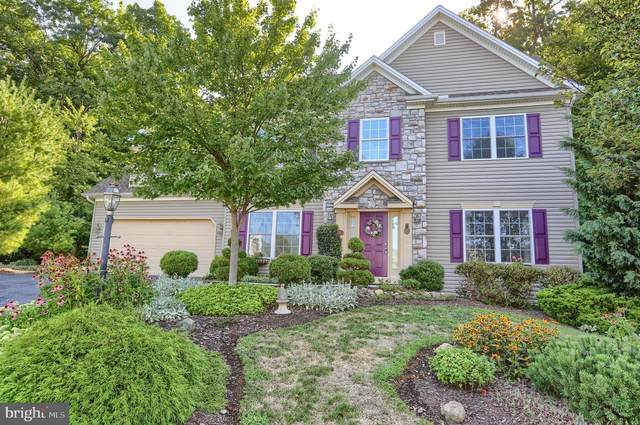 16 Dogwood Terrace, DILLSBURG, PA 17019 (#PAYK142892) :: The Joy Daniels Real Estate Group