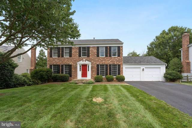 13949 S Springs Drive, CLIFTON, VA 20124 (#VAFX1146362) :: ExecuHome Realty