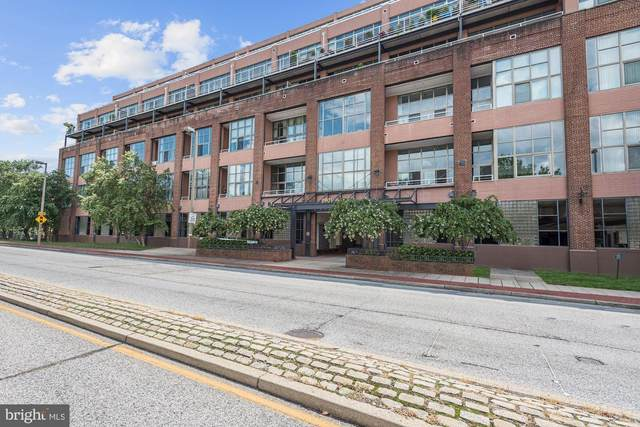 2901 Boston Street #306, BALTIMORE, MD 21224 (#MDBA519462) :: Crossman & Co. Real Estate