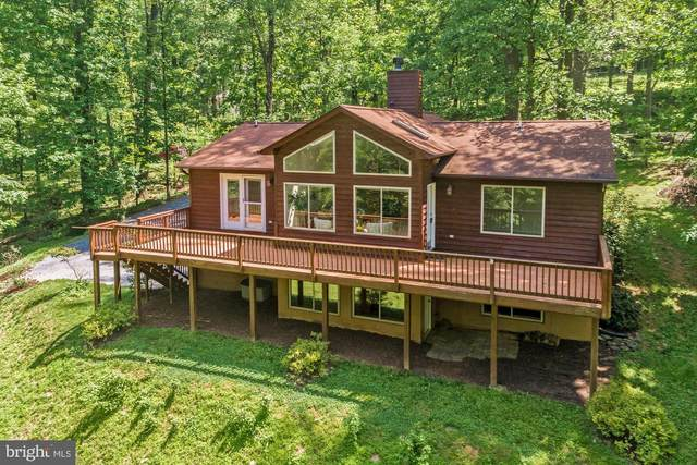 342 Skyline View Drive, FRONT ROYAL, VA 22630 (#VAWR141046) :: Pearson Smith Realty