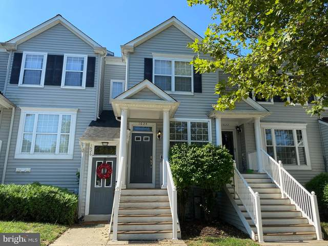 1624 Fallowfield Court, CROFTON, MD 21114 (#MDAA442546) :: Revol Real Estate