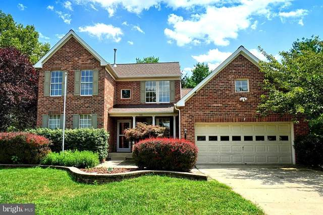 5311 Coronet Court, FREDERICK, MD 21703 (#MDFR268584) :: Pearson Smith Realty