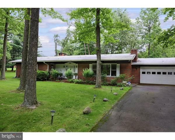 165 Bull Run Road, PENNINGTON, NJ 08534 (#NJME299746) :: Tessier Real Estate