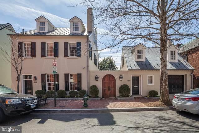 3512 P Street NW, WASHINGTON, DC 20007 (#DCDC480828) :: Crossman & Co. Real Estate