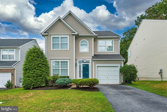 9550 Kingston Place, FREDERICK, MD 21701 (#MDFR268588) :: Bob Lucido Team of Keller Williams Integrity