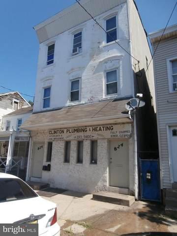 824 S Clinton Avenue, TRENTON, NJ 08611 (MLS #NJME299750) :: The Dekanski Home Selling Team