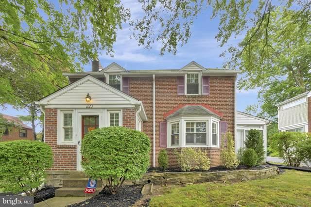 223 E Thomson Avenue, SPRINGFIELD, PA 19064 (#PADE524320) :: The Matt Lenza Real Estate Team