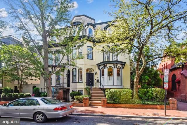 1342 Corcoran Street NW, WASHINGTON, DC 20009 (#DCDC480854) :: LoCoMusings
