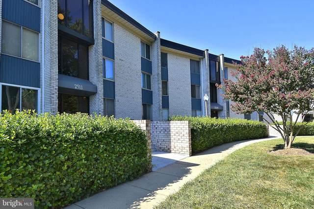 2511 Baltimore Road #4, ROCKVILLE, MD 20853 (#MDMC719762) :: The Putnam Group