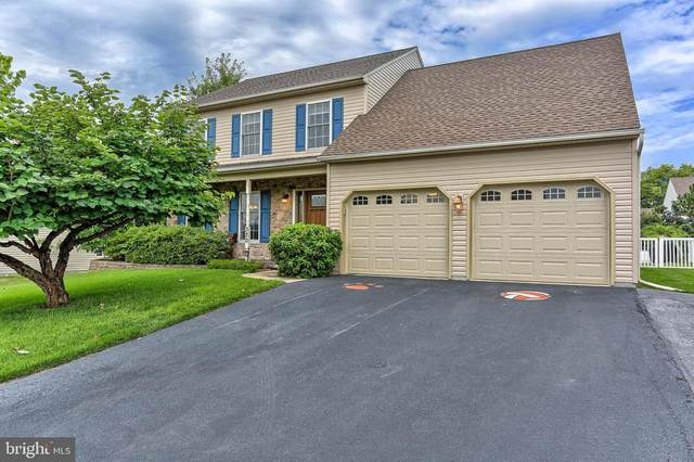 320 Silver Maple Court, MOUNT WOLF, PA 17347 (#PAYK142954) :: Shamrock Realty Group, Inc