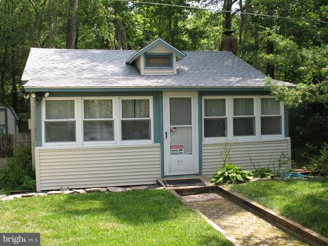 77 N. Shore Drive, MONROEVILLE, NJ 08343 (MLS #NJGL262618) :: The Dekanski Home Selling Team