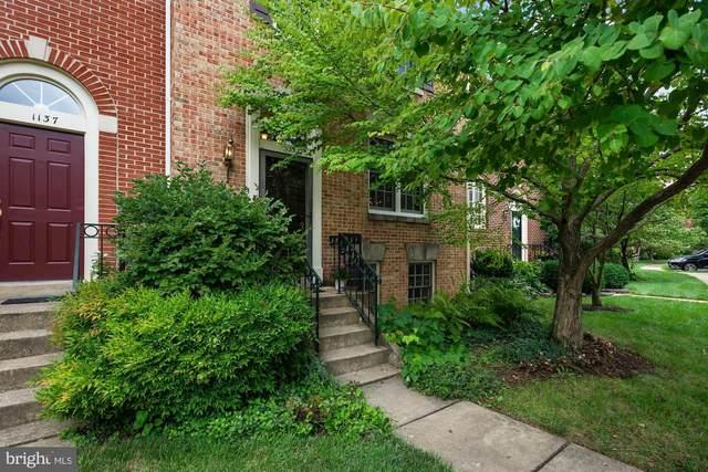 1135 Quaker Hill Court, ALEXANDRIA, VA 22314 (#VAAX249392) :: CR of Maryland