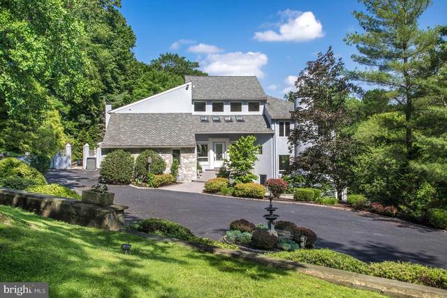 927 Mill Creek Road, GLADWYNE, PA 19035 (#PAMC659102) :: The Lux Living Group