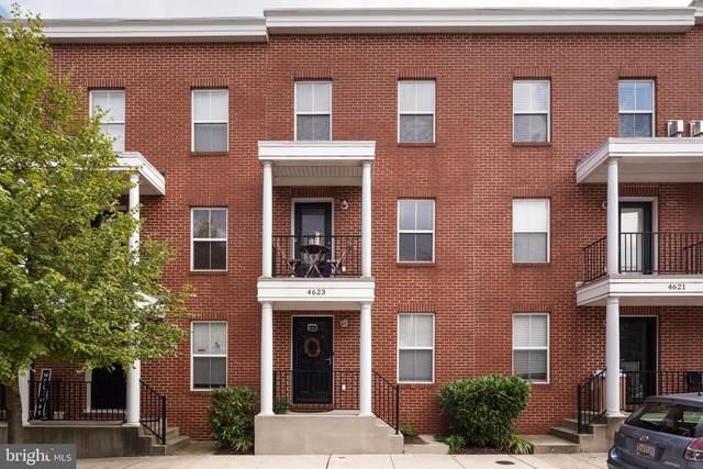 4623 Dillon Street, BALTIMORE, MD 21224 (#MDBA519544) :: LoCoMusings