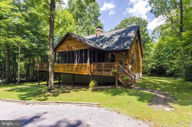55 Bob White Trail, BERKELEY SPRINGS, WV 25411 (#WVMO117216) :: RE/MAX 1st Realty