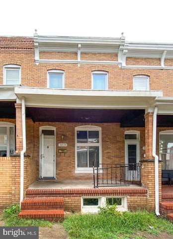 3038 Chesterfield Avenue, BALTIMORE, MD 21213 (#MDBA519566) :: ExecuHome Realty