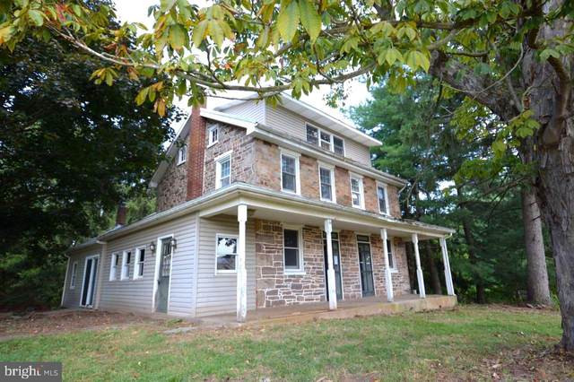 1341 Harney Road, LITTLESTOWN, PA 17340 (#PAAD112632) :: The Joy Daniels Real Estate Group