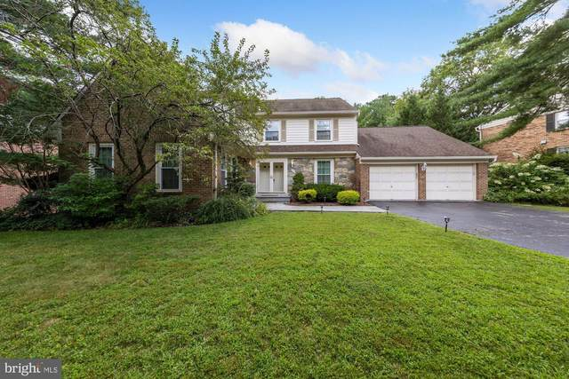 7533 Pepperell Drive, BETHESDA, MD 20817 (#MDMC719798) :: Tessier Real Estate