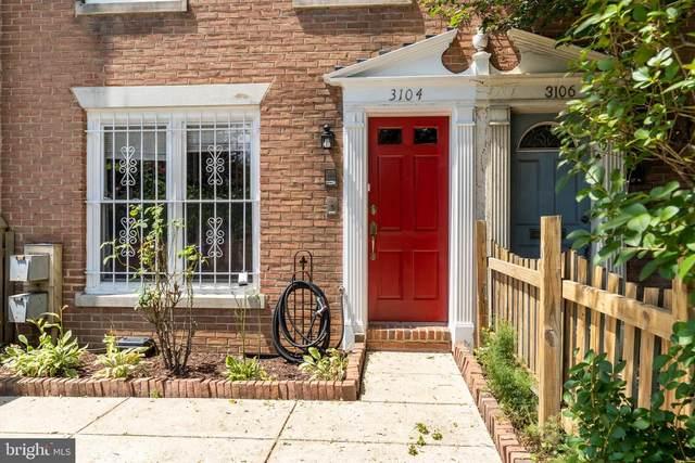 3104 16TH Street NW, WASHINGTON, DC 20010 (#DCDC480934) :: John Smith Real Estate Group