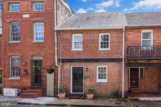 107 E Churchill Street, BALTIMORE, MD 21230 (#MDBA519588) :: SURE Sales Group