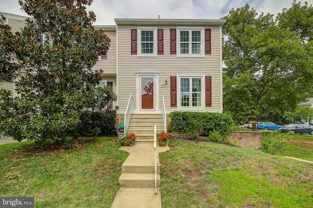 2878 Madeira Court, WOODBRIDGE, VA 22192 (#VAPW501536) :: Pearson Smith Realty