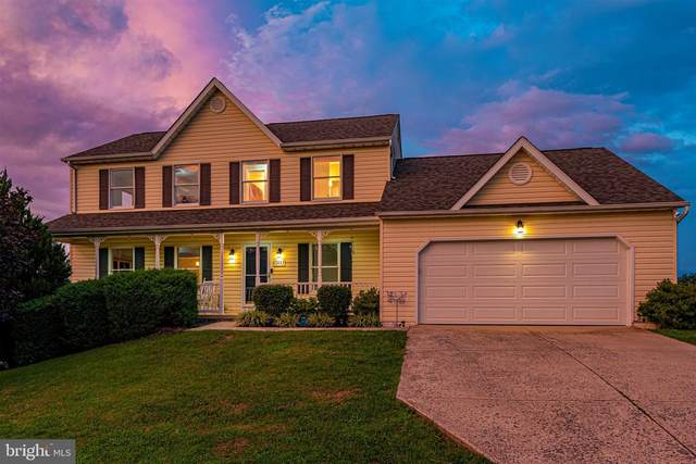 5813 Broad Branch Way, FREDERICK, MD 21704 (#MDFR268612) :: Scott Kompa Group
