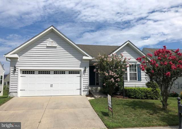 24841 Magnolia Circle, MILLSBORO, DE 19966 (#DESU166224) :: Certificate Homes