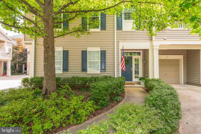 11406 Windleaf Court #14, RESTON, VA 20194 (#VAFX1146618) :: The Vashist Group